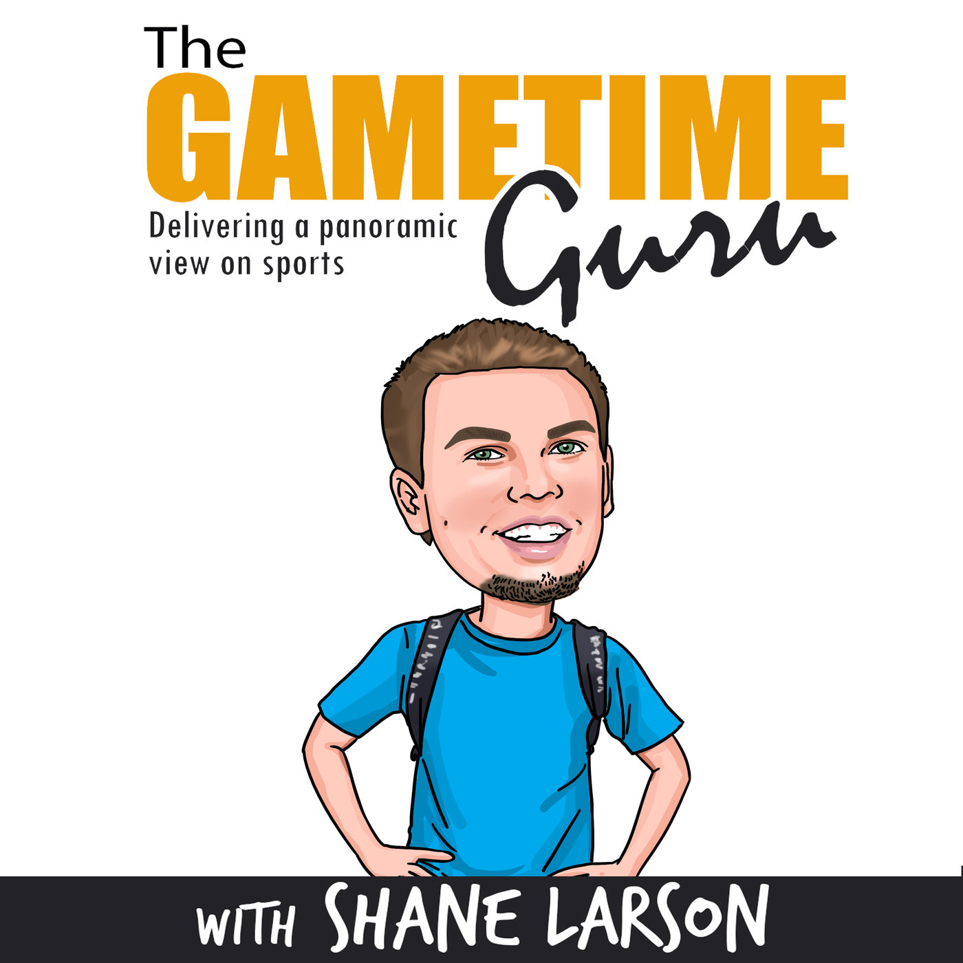 The Gametime Guru show art