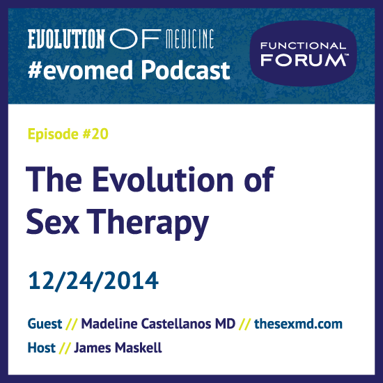 The Evolution of Sex Therapy