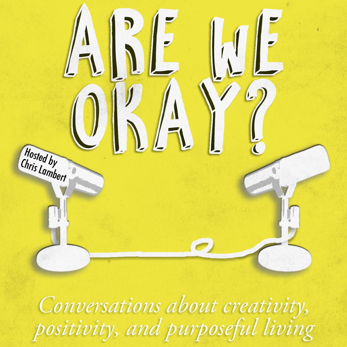 Are We Okay? show art
