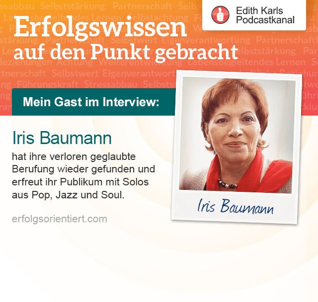 098 - Im Gespräch mit Iris Baumann