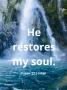 Artwork for Restore My Soul