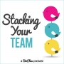 Artwork for 001: Stacking Your Team Introduction - Meet Shelli Warren