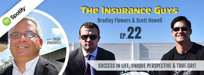 Insurance Guys | ep22 | Colby Jubenville | Zebras and Cheetahs