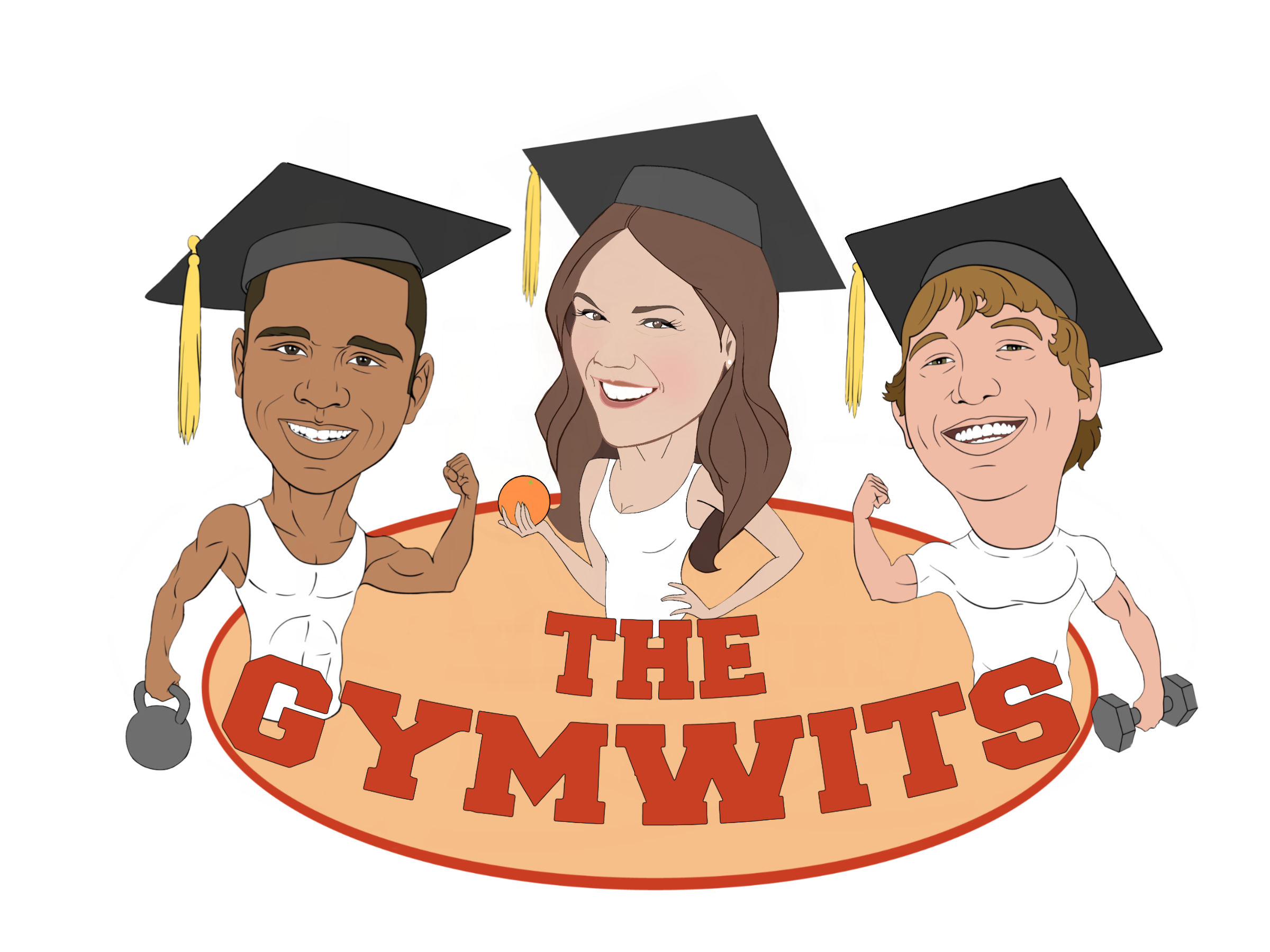 The GymWits- Fitness, Health, Nutrition & Exercise  show art