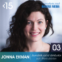 Artwork for #3 Social mediestrategi, fake news och filterbubblan - Jonna Ekman