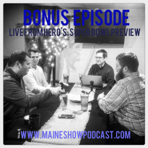 Bonus Episode - Super Bowl LI preview (Live from Hero's)