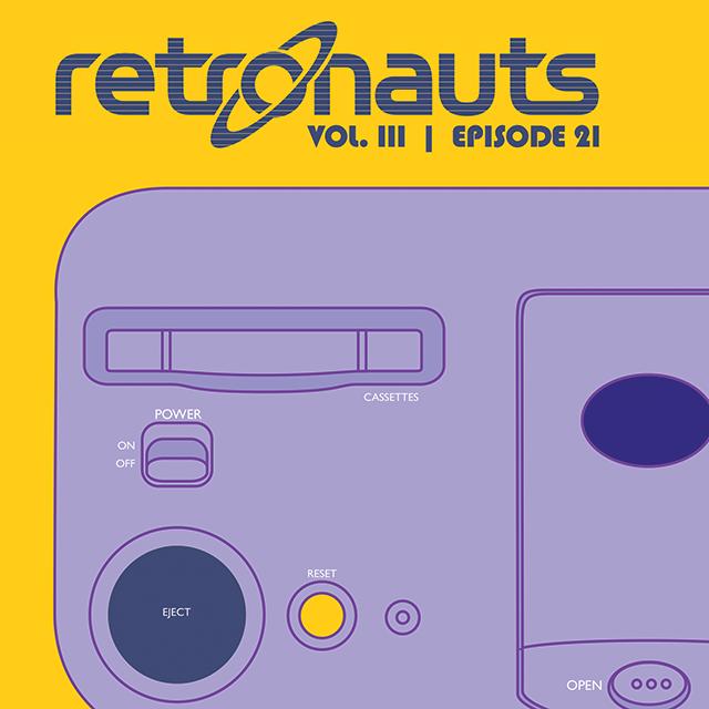 Retronauts Vol. III Episode 21: Girl Games