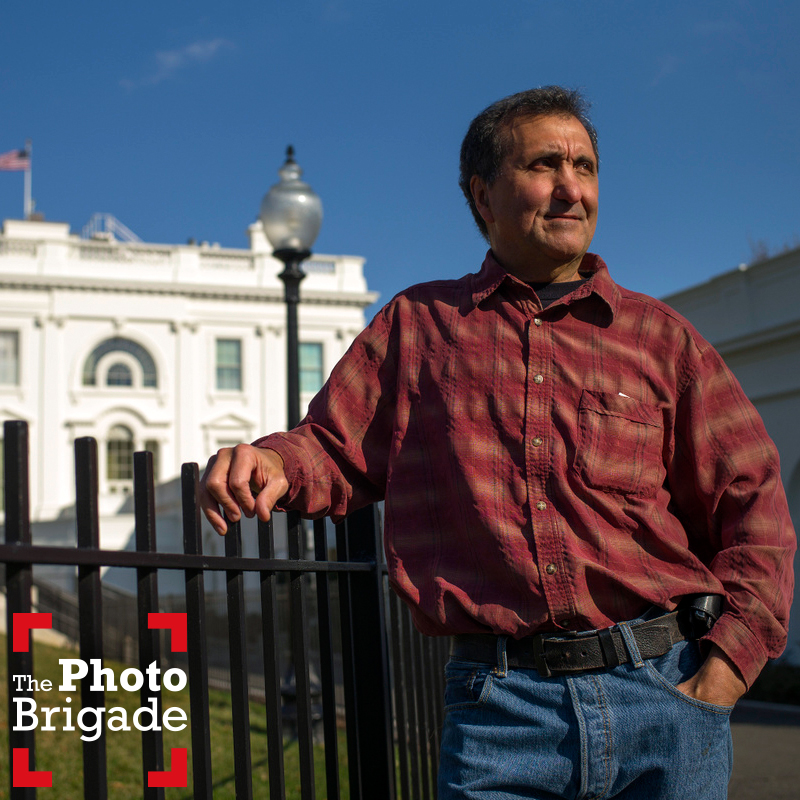 065 - Pete Souza - Photo Brigade Podcast