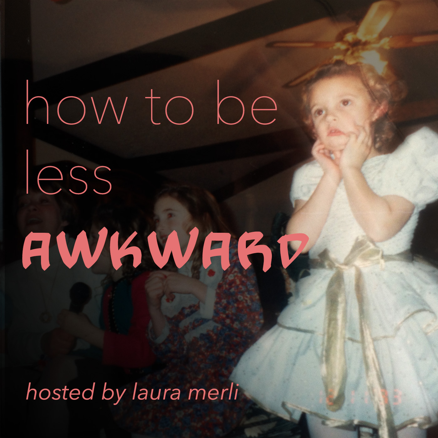 How To Be Less Awkward show art