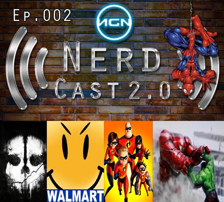 Nerdcast 2.0 Episode 002