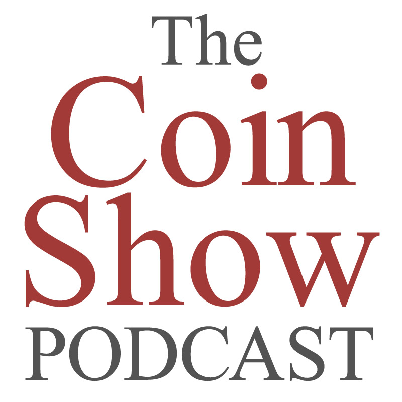 The Coin Show Podcast show art