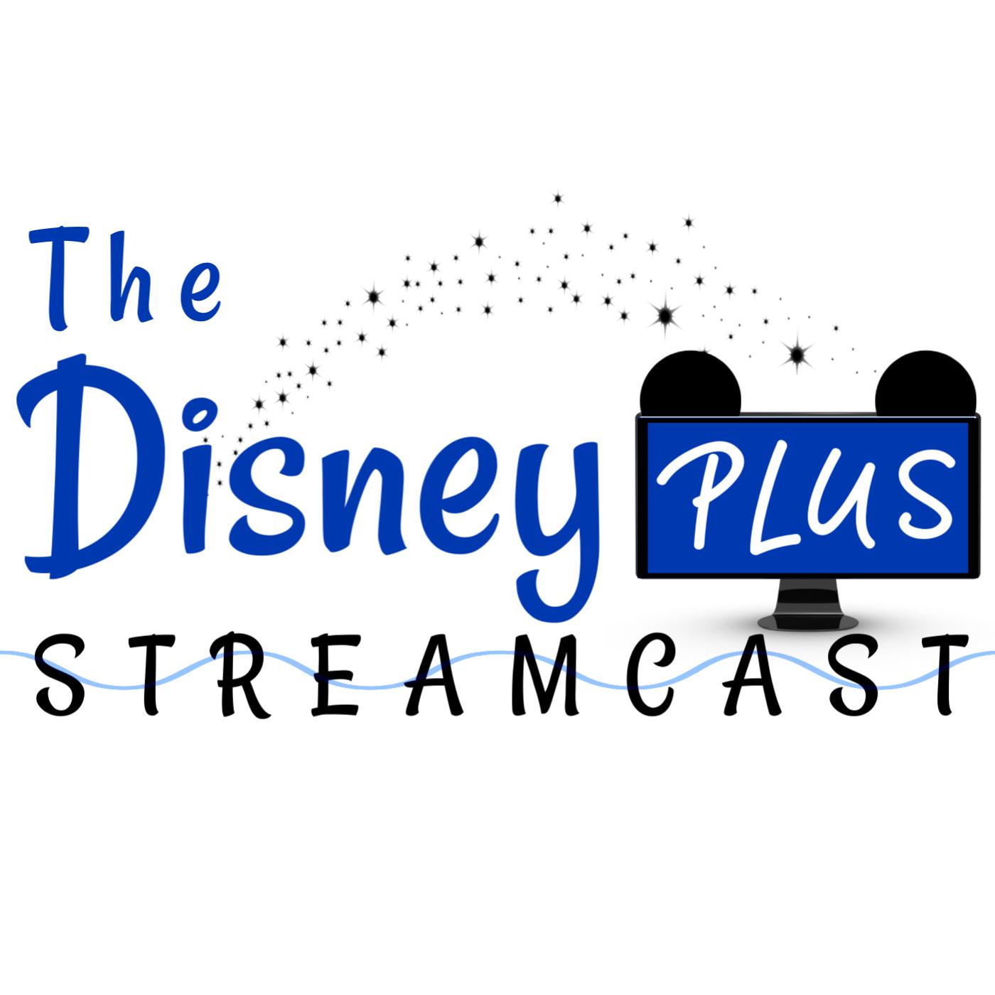 The Disney Plus Streamcast show art