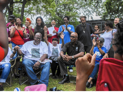 Jitu Brown on the end of #FightForDyett 34 day hunger strike in Chicago