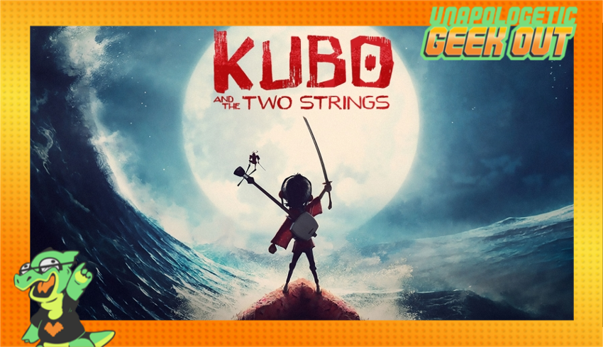 Artwork for Kubo and the Two Strings UGO Movie Review