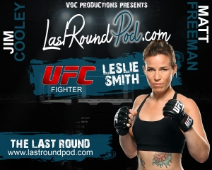 TLR #45 - Leslie Smith UFC - 2