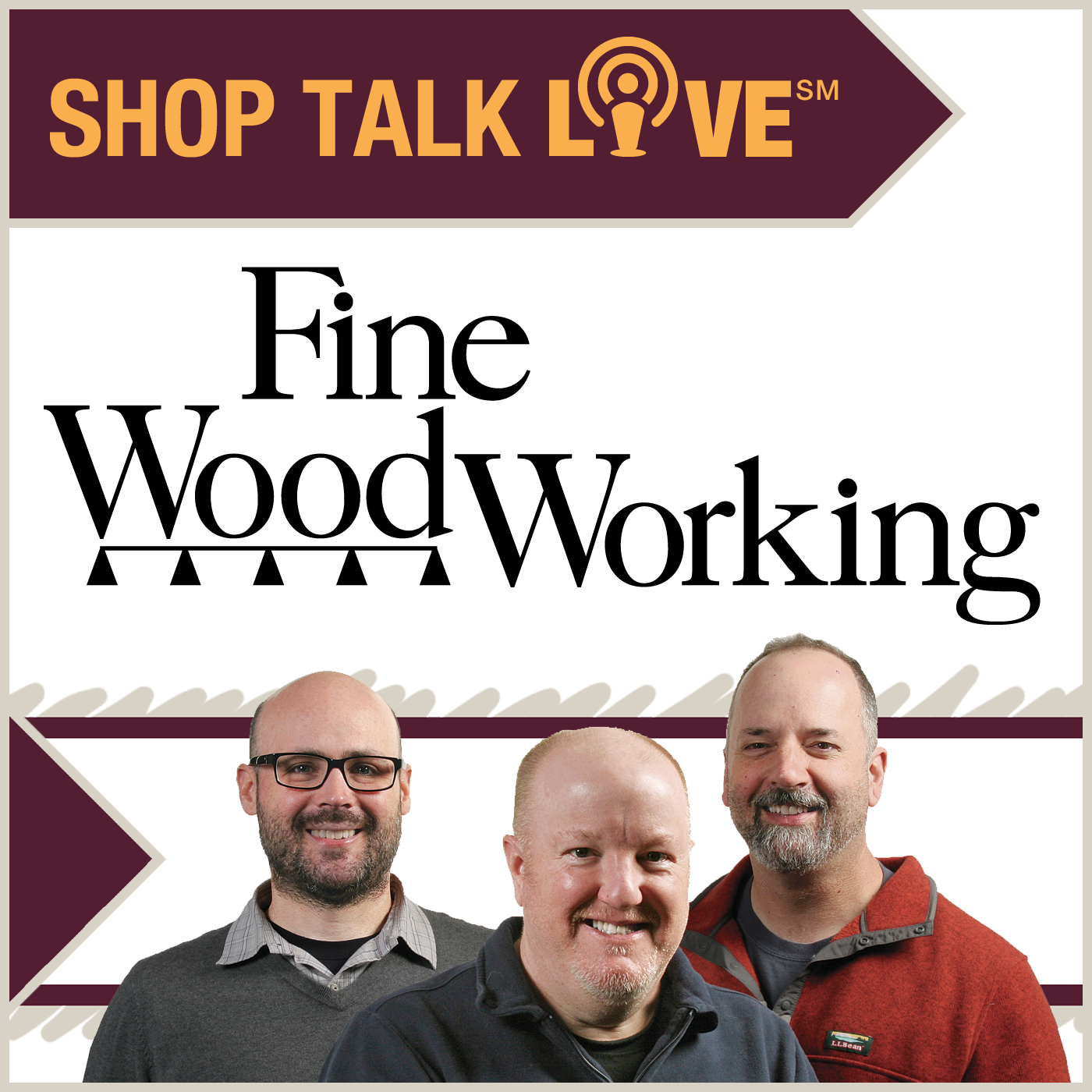 STL 116: Fine Woodworking Live returns