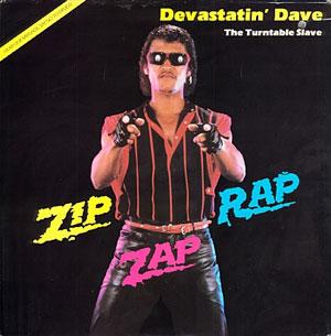 Allai - Brass Disk ZipZapRap!