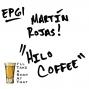 """Artwork for EP 61 - Martín Rojas Arboleda: """"Hilo Coffee"""""""