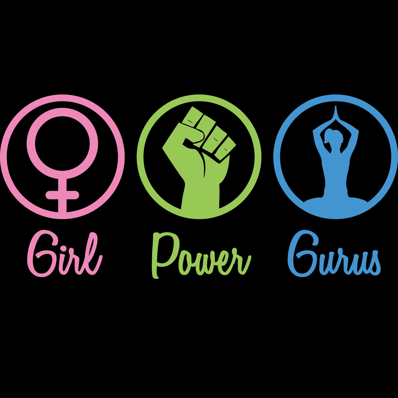 Girl Power Gurus show art