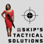 Artwork for *REWIND* Introducing Skip's Tactical Solutions Firearms Training