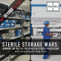 Artwork for Sterile Storage Wars: Winning the Battle for Space in Sterile Processing