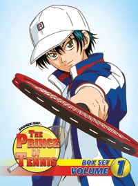 Podcast Episode 164: The Prince of Tennis Box Set Volume 1