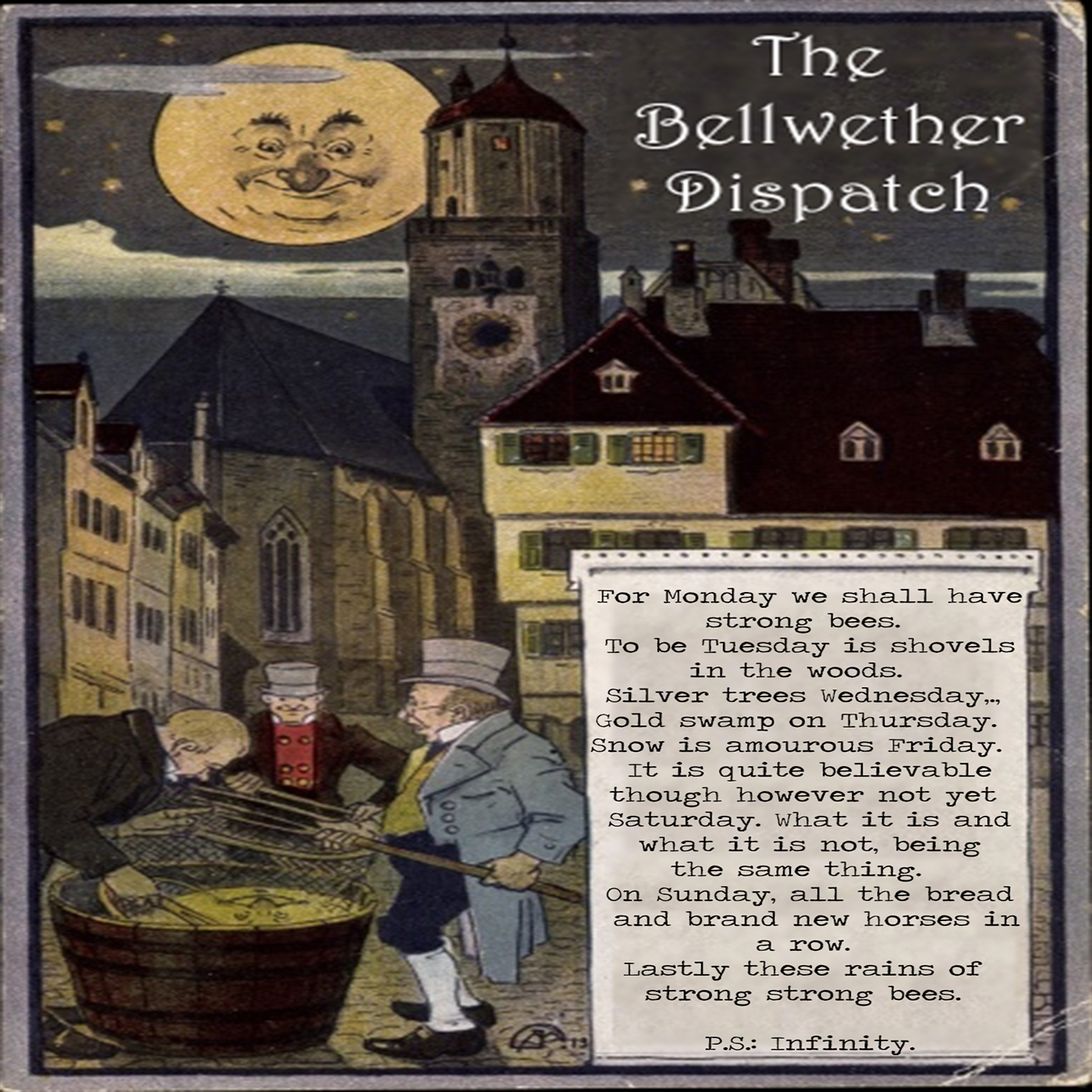 The Bellwether Dispatch 3