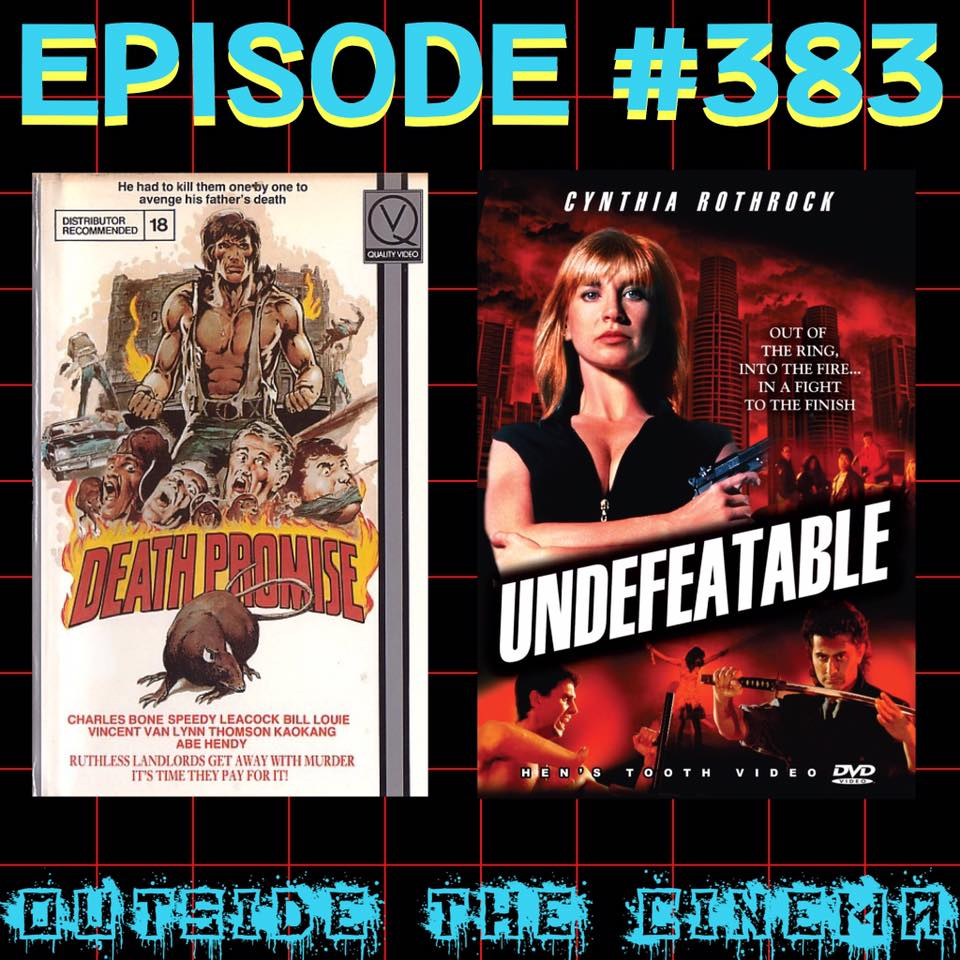 Episode #383 DeathUndefeatable Promise