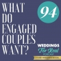 Artwork for 94. What Engaged Couples Want 2.0, Interviews from the Merrimon Wynne House Bridal Showcase