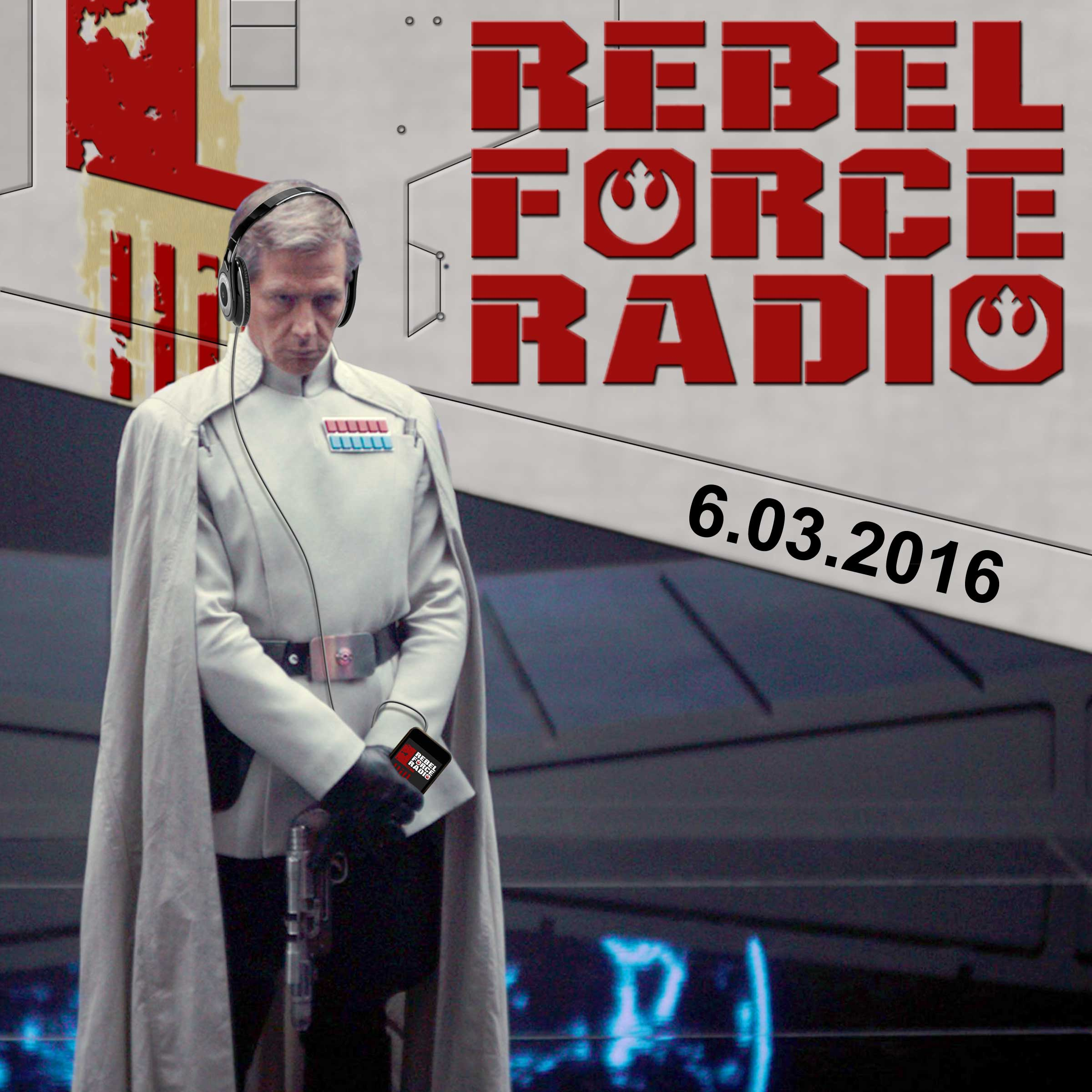 Rebel Force Radio: June 3, 2016