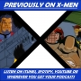 """Artwork for X-Men: The Animated Series """"Days of Future Past Pt. 1&2"""""""