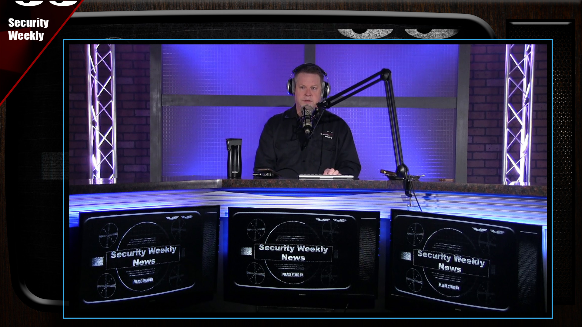 Artwork for Security Weekly News Wrap Up - SWN #16
