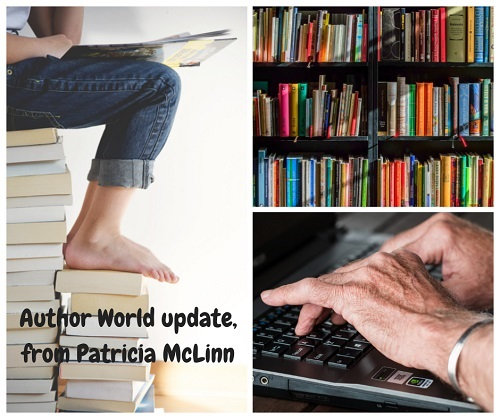 Author World update from Patricia McLinn