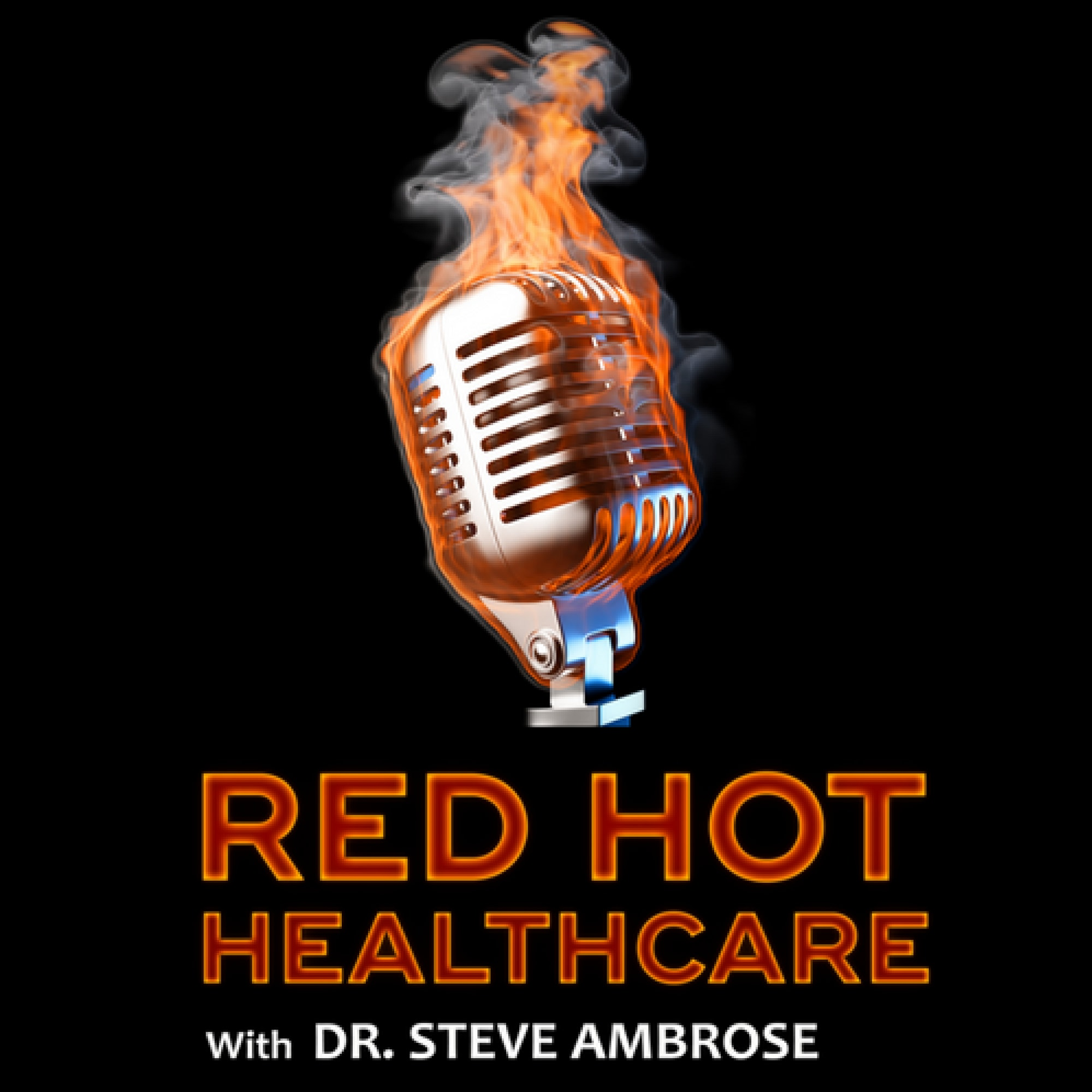 RED HOT HEALTHCARE show art