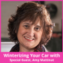 Artwork for The Straight Shift, #2: Winterizing Your Car with Special Guest, Amy Mattinat