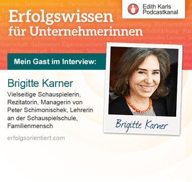 197 – Im Gespräch mit Brigitte Karner