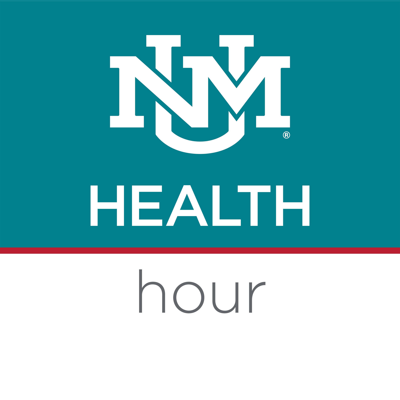 UNM Health Hour show art