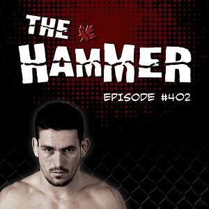 Artwork for The Hammer MMA Radio - Episode 402