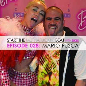 Start The Beat 028: MARIO FUSCA