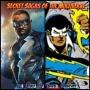 Artwork for Episode #075 - Secret Sagas of the Multiverse #29 - Black Lightning