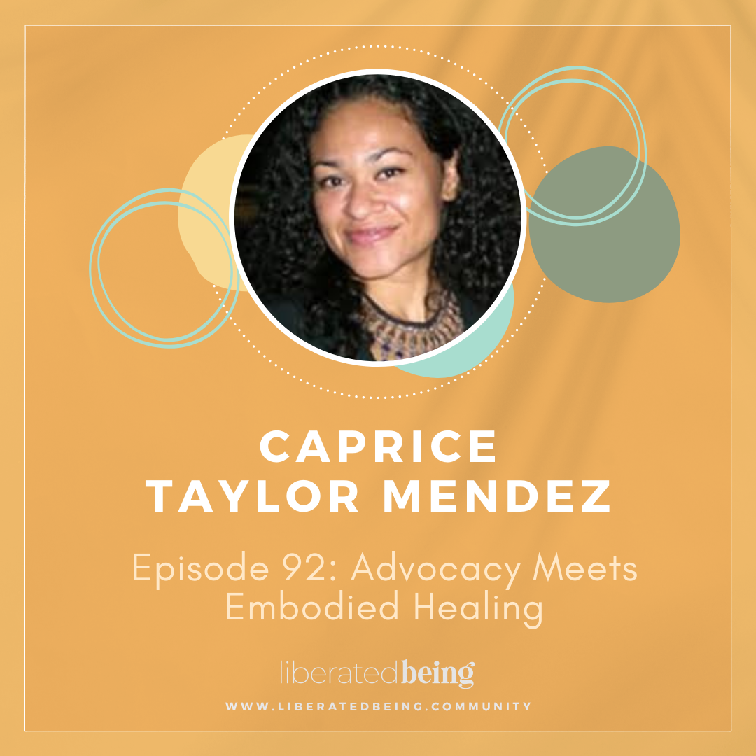 Policy Advocacy Meets Embodied Healing