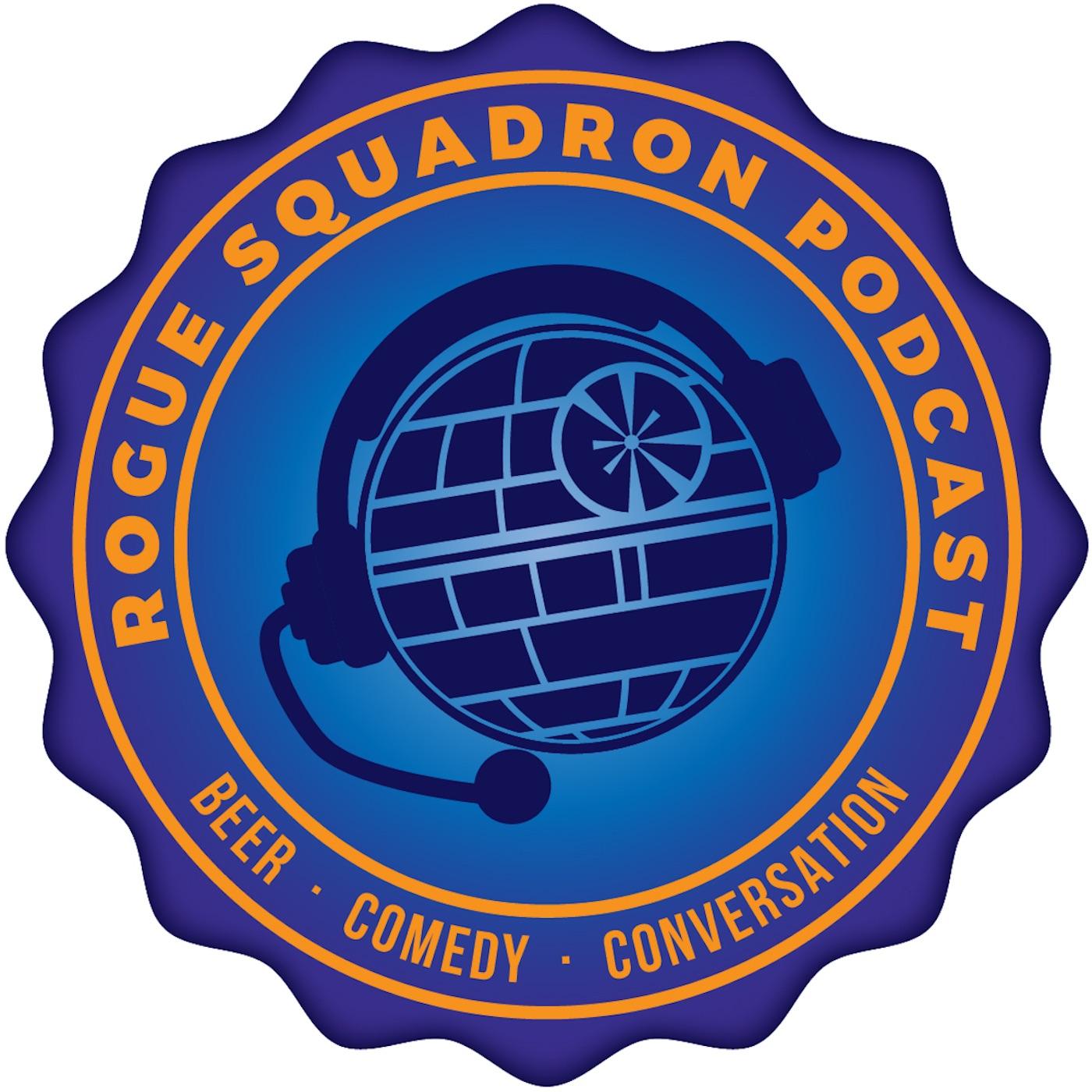 Rogue Squadron Podcast show art