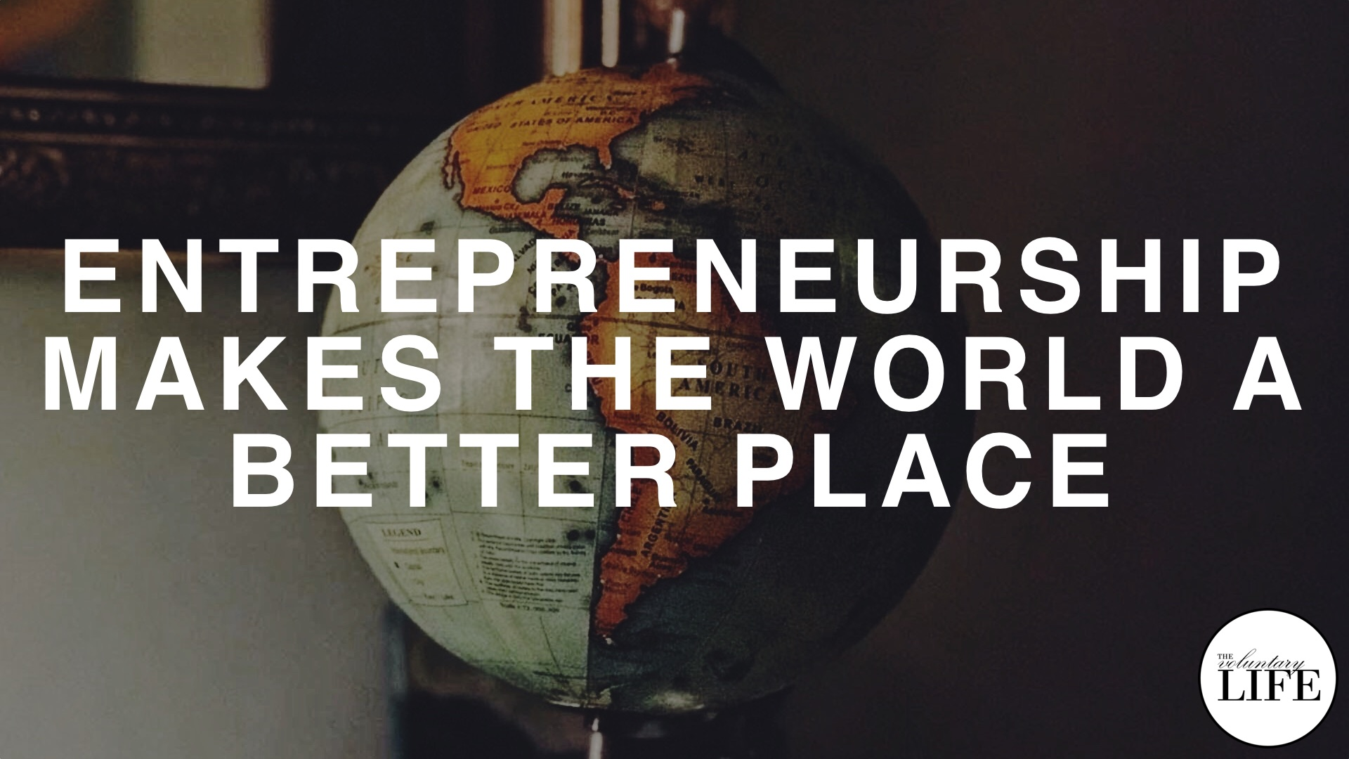 61 Entrepreneurship Makes the World a Better Place: Free Talk Live Interview