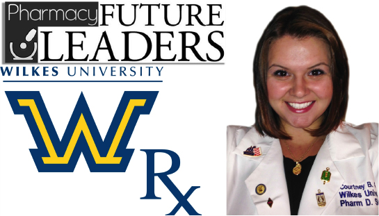 Pharmacy Podcast Episode 110 Pharmacy Future Leaders Courtney B. Graham Wilkes University