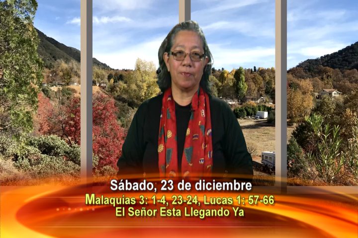Artwork for Dios te Habla con Lidia Mendoza;   EL SEÑOR ESTA LLEGANDO YA!