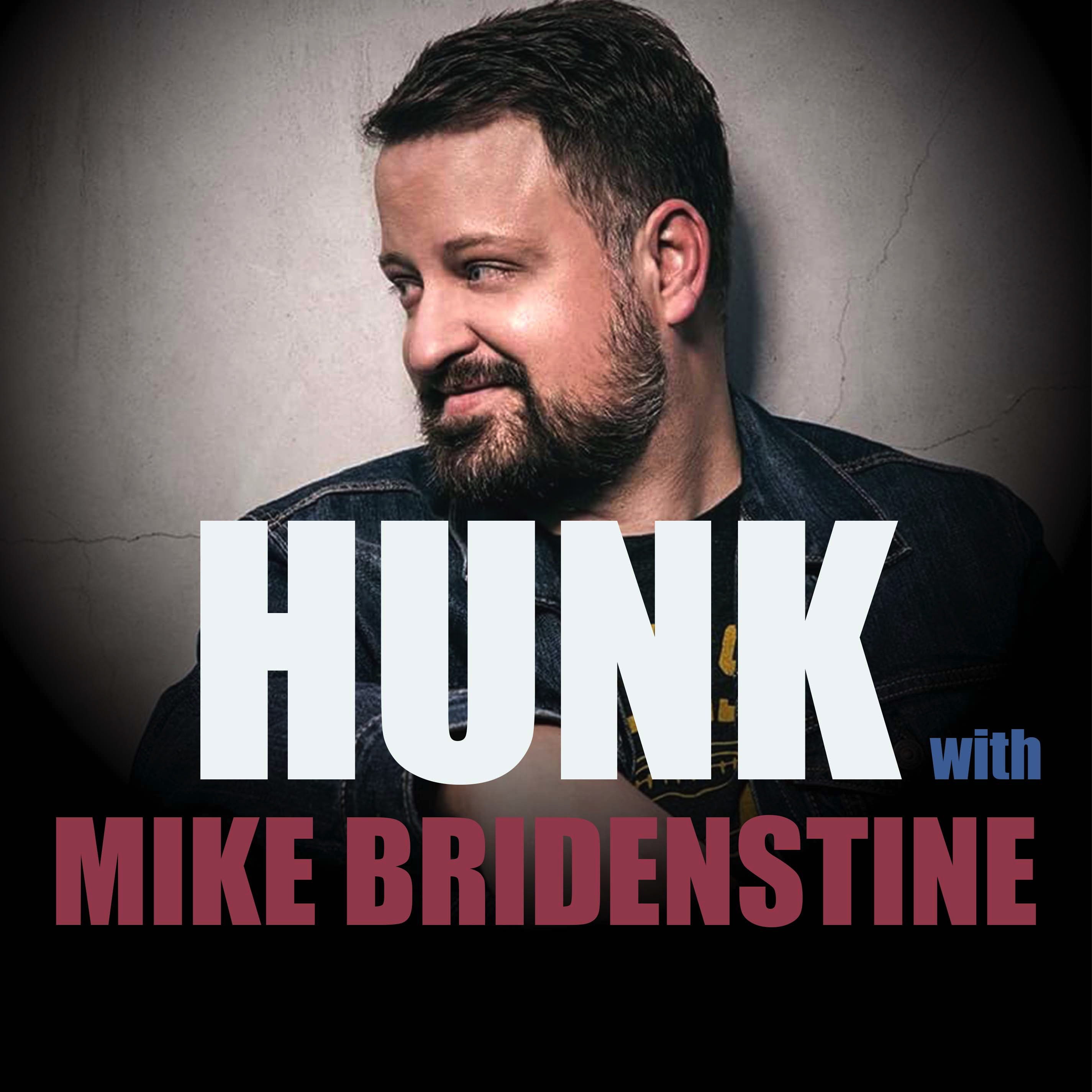 Hunk with Mike Bridenstine show art