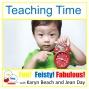 Artwork for Teaching Time