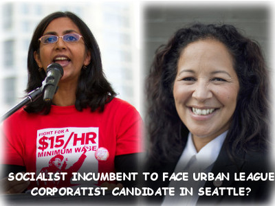 Seattle Urban League Leader to Run Against Socialist Seattle City Council Member. Why?