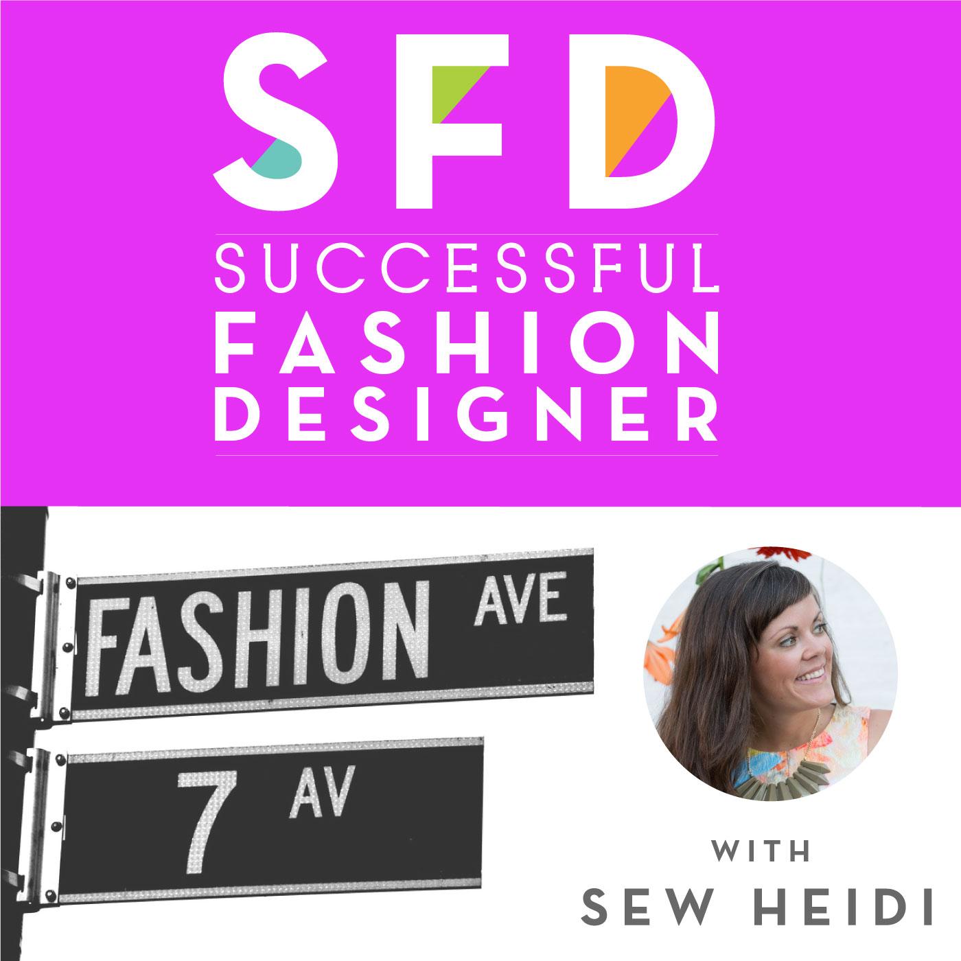 The Successful Fashion Designer