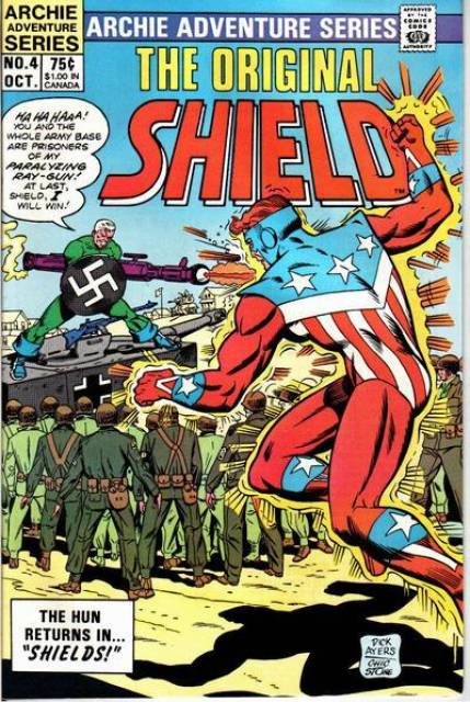 "Episode 3 - The Original Shield #3, or How Many Times Can I Say The Word ""Shield"""
